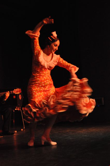 Audio Postcard: Flamenco Festival