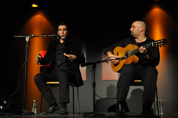 Audio Postcard: 2011 Chicago Flamenco Festival
