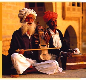 Audio Postcard: Rajasthan