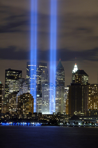 Let's remember. Let's learn from 9/11