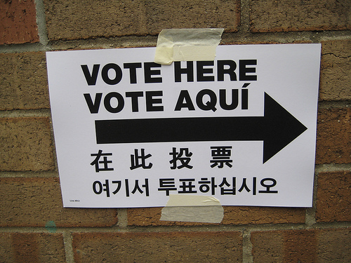 Your vote is your power - the election in ethnic communities