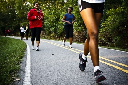 Running to Celebrate
