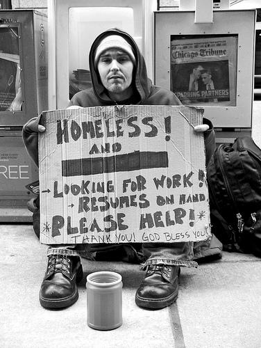 How Poor We've Become