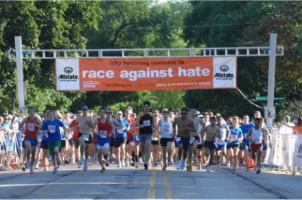 race against hate
